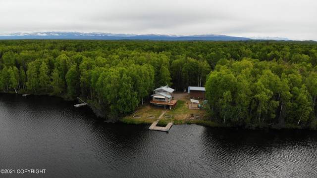11268 N Lakeside Drive, Willow, AK 99688 (MLS #21-7993) :: Wolf Real Estate Professionals