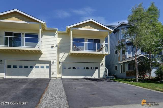 1407 Northbluff Drive #10, Anchorage, AK 99501 (MLS #21-8001) :: Wolf Real Estate Professionals