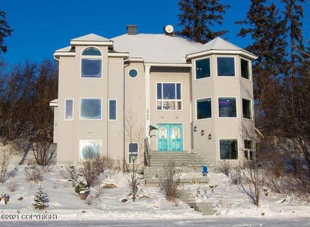 2750 Sterling Highway, Homer, AK 99603 (MLS #21-803) :: Wolf Real Estate Professionals