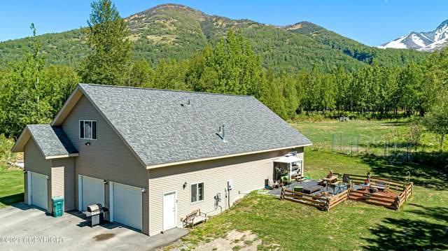 17297 Smith Road, Palmer, AK 99645 (MLS #21-8061) :: Daves Alaska Homes