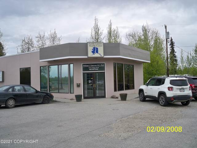 1773 College Road, Fairbanks, AK 99709 (MLS #21-8065) :: Alaska Realty Experts