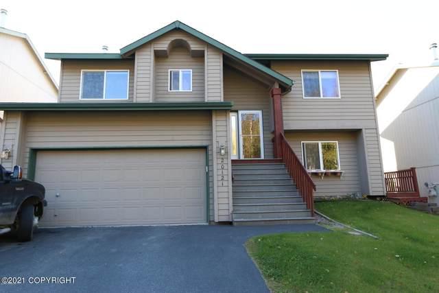 20121 Highland Ridge Drive, Eagle River, AK 99577 (MLS #21-8242) :: Wolf Real Estate Professionals