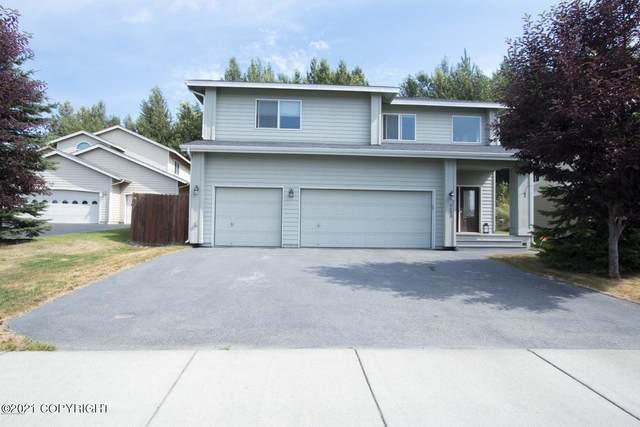 5693 Kenai Fjords Loop, Anchorage, AK 99502 (MLS #21-8243) :: Daves Alaska Homes