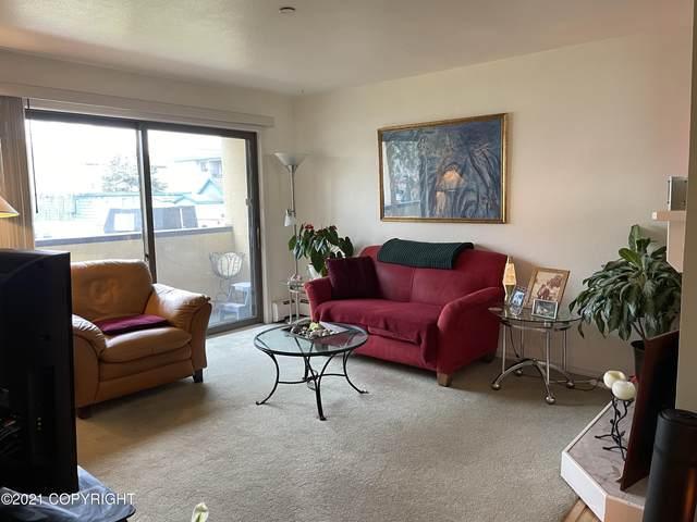 1201 Denali Street #114, Anchorage, AK 99501 (MLS #21-8263) :: Wolf Real Estate Professionals