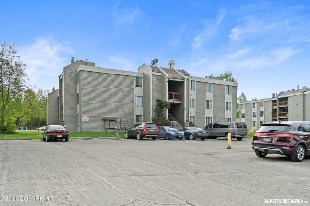 4660 Reka Drive #D4, Anchorage, AK 99508 (MLS #21-8266) :: Synergy Home Team