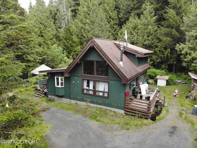 420 Strawberry Road, Ketchikan, AK 99901 (MLS #21-8303) :: Alaska Realty Experts