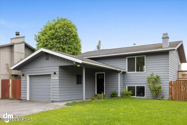 7721 Ascot Street, Anchorage, AK 99502 (MLS #21-8390) :: The Adrian Jaime Group | Real Broker LLC