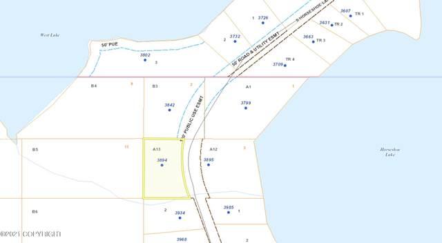 3894 S Horseshoe Lake Road, Big Lake, AK 99652 (MLS #21-8416) :: Berkshire Hathaway Home Services Alaska Realty Palmer Office