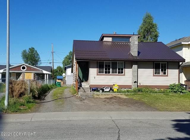 608 N Park Street, Anchorage, AK 99508 (MLS #21-8446) :: RMG Real Estate Network | Keller Williams Realty Alaska Group