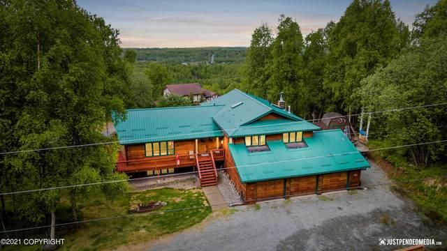 20008 Solleret Drive, Chugiak, AK 99567 (MLS #21-8497) :: Wolf Real Estate Professionals