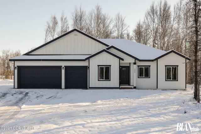 7091 N Flurry Circle, Wasilla, AK 99654 (MLS #21-8533) :: RMG Real Estate Network | Keller Williams Realty Alaska Group