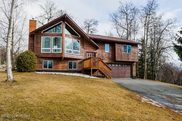 19696 Eaglewood Loop, Eagle River, AK 99577 (MLS #21-8559) :: Wolf Real Estate Professionals