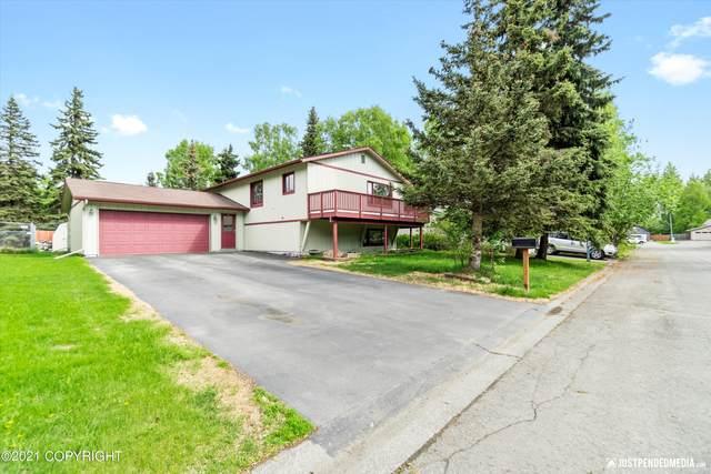 2451 Tulane Street, Anchorage, AK 99504 (MLS #21-8568) :: Daves Alaska Homes