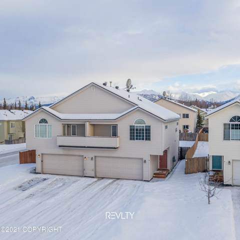 211 Whisper Knoll Circle #B, Anchorage, AK 99504 (MLS #21-858) :: The Adrian Jaime Group | Keller Williams Realty Alaska