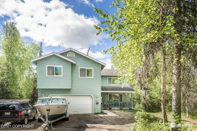 6890 W Joes Drive, Wasilla, AK 99623 (MLS #21-8613) :: Berkshire Hathaway Home Services Alaska Realty Palmer Office