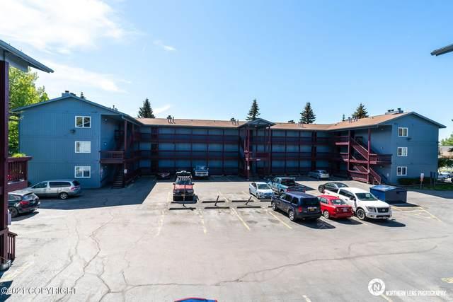 8701 Blackberry Street #13A, Anchorage, AK 99502 (MLS #21-8669) :: Alaska Realty Experts