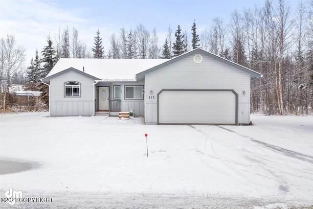 415 N Pine Ridge Loop, Wasilla, AK 99654 (MLS #21-871) :: Wolf Real Estate Professionals