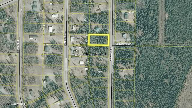 170 Richfield Drive, Kenai, AK 99611 (MLS #21-8729) :: Wolf Real Estate Professionals