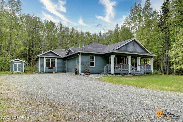 20524 Weeping Birch Avenue, Chugiak, AK 99567 (MLS #21-8739) :: Alaska Realty Experts
