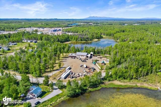 1000 S Ridgecrest Road, Wasilla, AK 99654 (MLS #21-8749) :: Berkshire Hathaway Home Services Alaska Realty Palmer Office