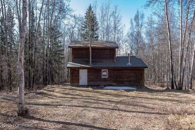 585 Gold Mine Trail, Fairbanks, AK 99712 (MLS #21-8805) :: Daves Alaska Homes