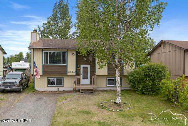 3850 E 65th Avenue, Anchorage, AK 99507 (MLS #21-8811) :: Berkshire Hathaway Home Services Alaska Realty Palmer Office