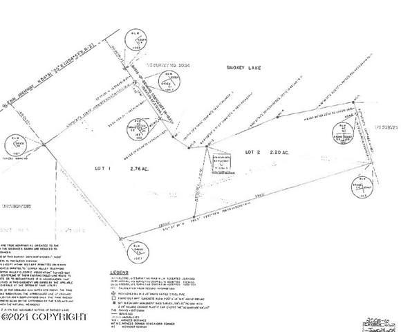 Mi 156 Glenn Highway, Nelchina, AK 99588 (MLS #21-8816) :: Berkshire Hathaway Home Services Alaska Realty Palmer Office