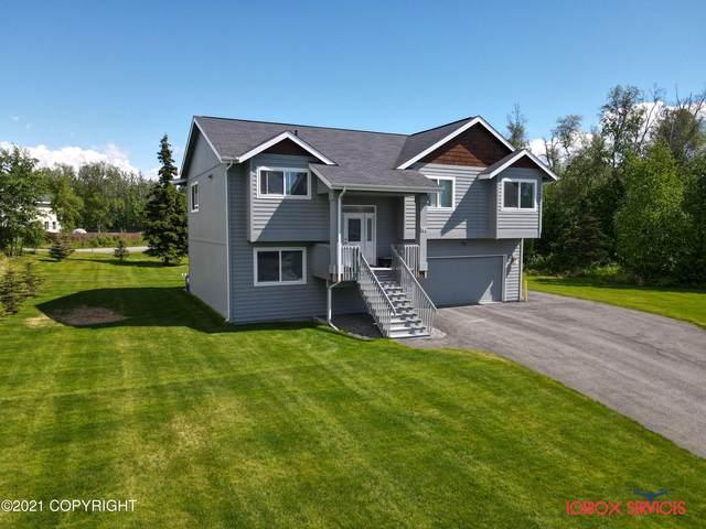 191 S Shanell Circle, Wasilla, AK 99654 (MLS #21-8871) :: Alaska Realty Experts