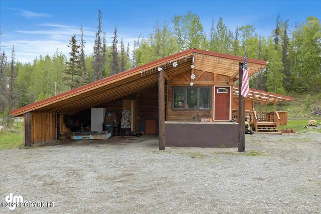 11900 E Yarrow Road, Palmer, AK 99645 (MLS #21-8882) :: Wolf Real Estate Professionals