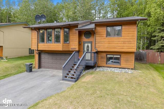 8827 Dome Circle, Eagle River, AK 99577 (MLS #21-8886) :: Wolf Real Estate Professionals