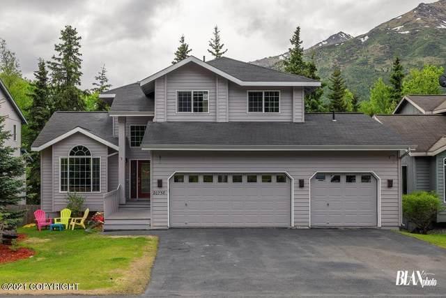 20758 Driftwood Bay Drive, Eagle River, AK 99577 (MLS #21-8889) :: Alaska Realty Experts