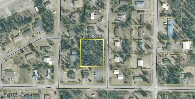 307 James Street, Kenai, AK 99611 (MLS #21-8903) :: Wolf Real Estate Professionals