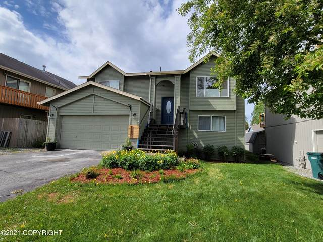 12222 Woodward Drive, Anchorage, AK 99516 (MLS #21-8907) :: Wolf Real Estate Professionals