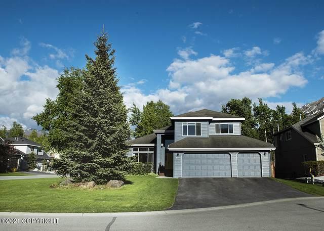 8741 Plumas Circle, Eagle River, AK 99577 (MLS #21-8928) :: Wolf Real Estate Professionals