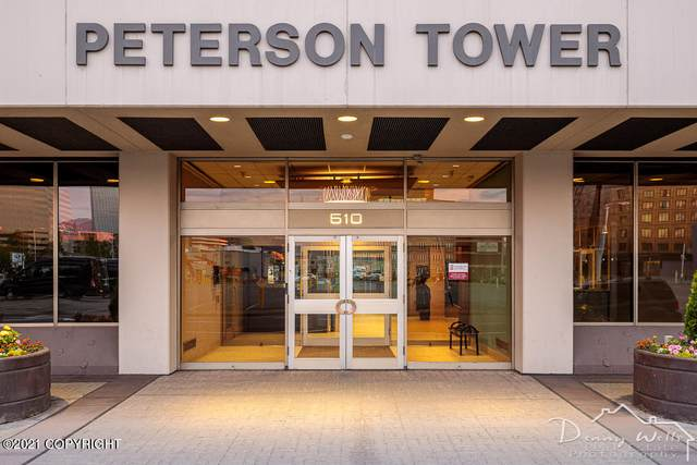 510 L Street #1006, Anchorage, AK 99501 (MLS #21-8949) :: Wolf Real Estate Professionals