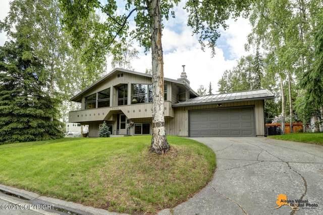 2525 Kilkenny Circle, Anchorage, AK 99504 (MLS #21-8958) :: Wolf Real Estate Professionals