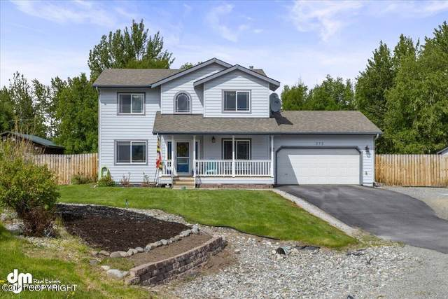 272 N Praire Circle, Palmer, AK 99645 (MLS #21-8971) :: Wolf Real Estate Professionals