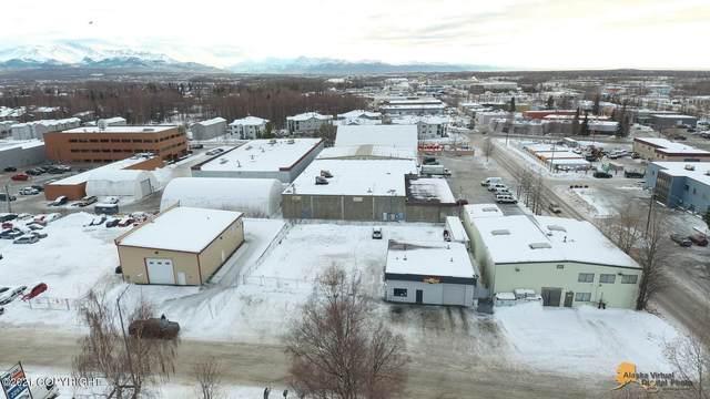110 & 118 E 54th Avenue, Anchorage, AK 99518 (MLS #21-899) :: RMG Real Estate Network | Keller Williams Realty Alaska Group