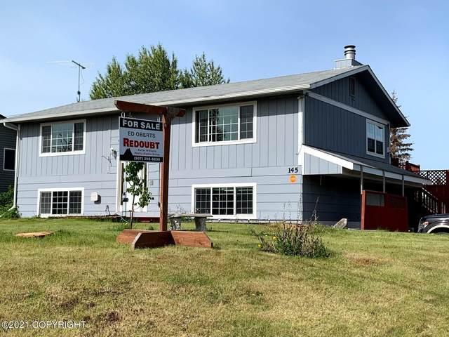 145 N Kobuk Street, Soldotna, AK 99669 (MLS #21-8996) :: Wolf Real Estate Professionals