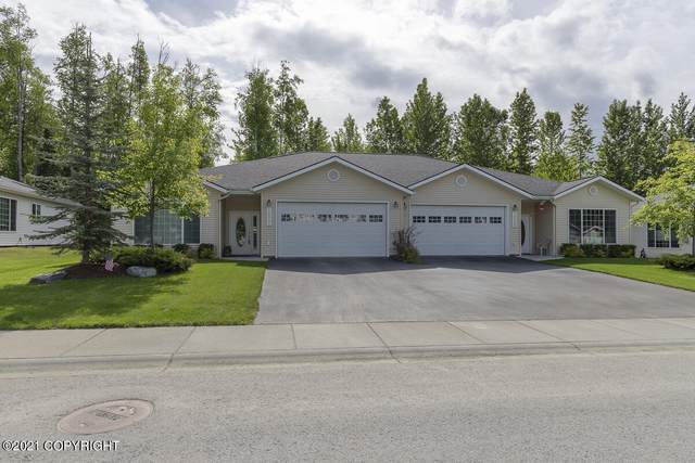 13327 Vasili Drive #15, Eagle River, AK 99577 (MLS #21-9010) :: Wolf Real Estate Professionals