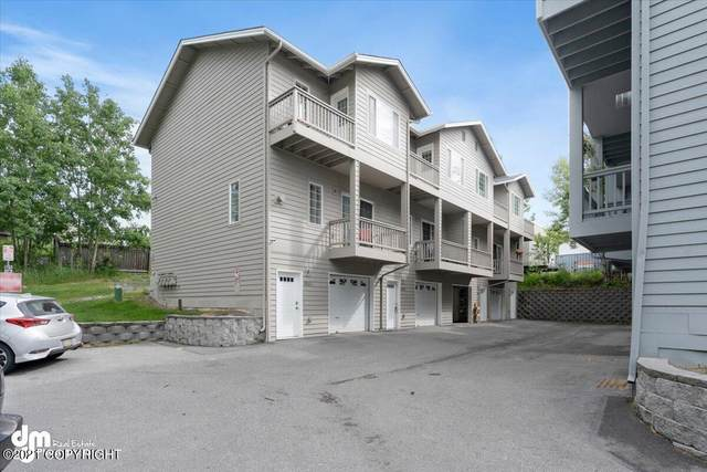9203 Commons Place #2, Anchorage, AK 99502 (MLS #21-9011) :: Daves Alaska Homes