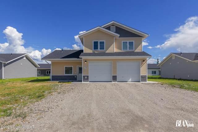 2708 Desert Eagle Loop, North Pole, AK 99705 (MLS #21-9013) :: Berkshire Hathaway Home Services Alaska Realty Palmer Office