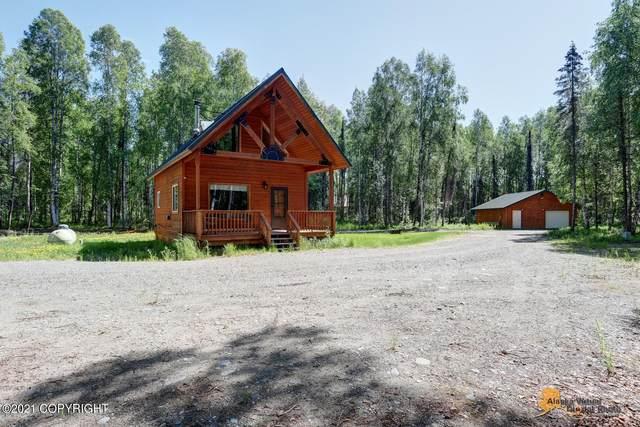 14889 E Gyrfalcon Drive, Willow, AK 99688 (MLS #21-9016) :: RMG Real Estate Network | Keller Williams Realty Alaska Group