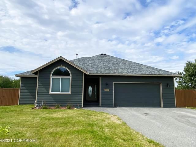 2440 S Paddock Drive, Wasilla, AK 99654 (MLS #21-9018) :: Alaska Realty Experts