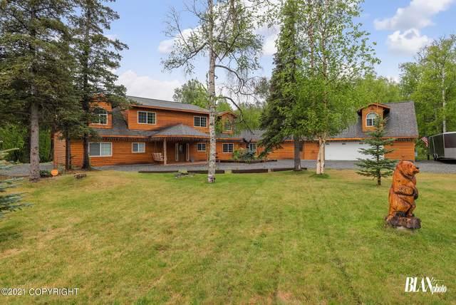 4822 N Sandburg Drive, Wasilla, AK 99654 (MLS #21-9023) :: Alaska Realty Experts