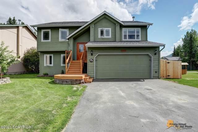 8801 Plunge Creek Circle, Eagle River, AK 99577 (MLS #21-9055) :: RMG Real Estate Network | Keller Williams Realty Alaska Group