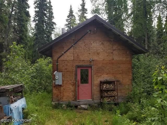 2900 Bonanza Trail, Fairbanks, AK 99709 (MLS #21-9066) :: Wolf Real Estate Professionals