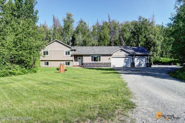 6131 S Fawzi Circle, Wasilla, AK 99623 (MLS #21-9077) :: Daves Alaska Homes