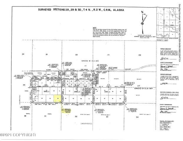 Mi 183.2 Glenn Highway, Glennallen, AK 99588 (MLS #21-9092) :: Wolf Real Estate Professionals