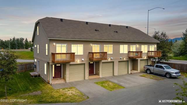 215 Glenn Abbey Place #10, Anchorage, AK 99504 (MLS #21-9146) :: Wolf Real Estate Professionals